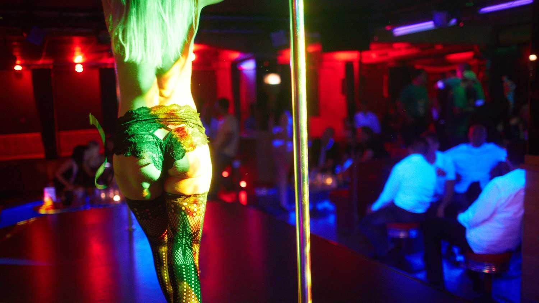 Im Stripclub